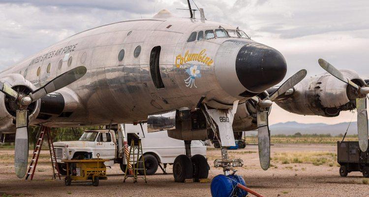 primo air force one della storia