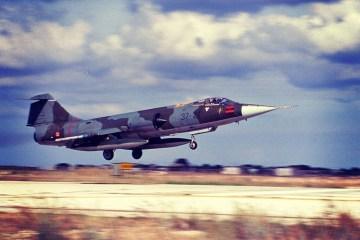 F-104S ASA Starfighter