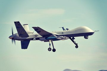 MQ-9 reaper us air force