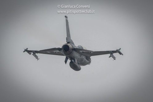 F-16 31st Fighter Wing di Aviano