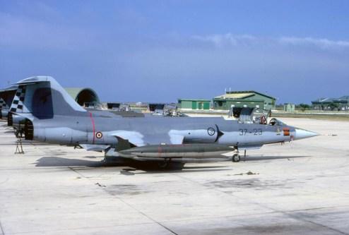 F-104 37-23 del 37 Stormo