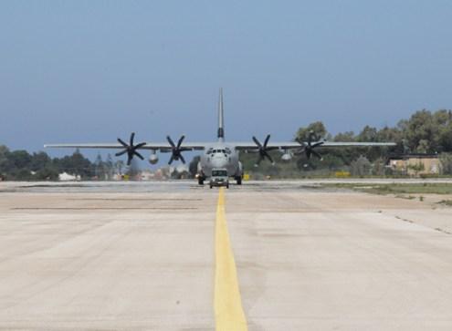 C-130J Hercules Aeronautica Militare