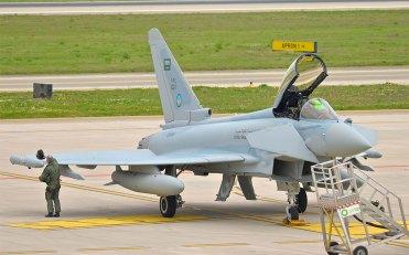 eurofighter typhoon sauditi