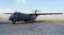 foto del nuovo P-72 Aeronautica Militare
