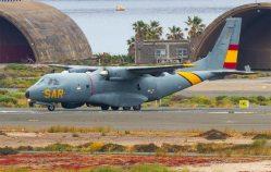 aerei SAR dell'Ejercito del Aire