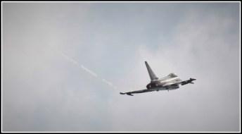 eurofighter al terracina air show 2016