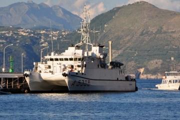 nave galatea marina militare