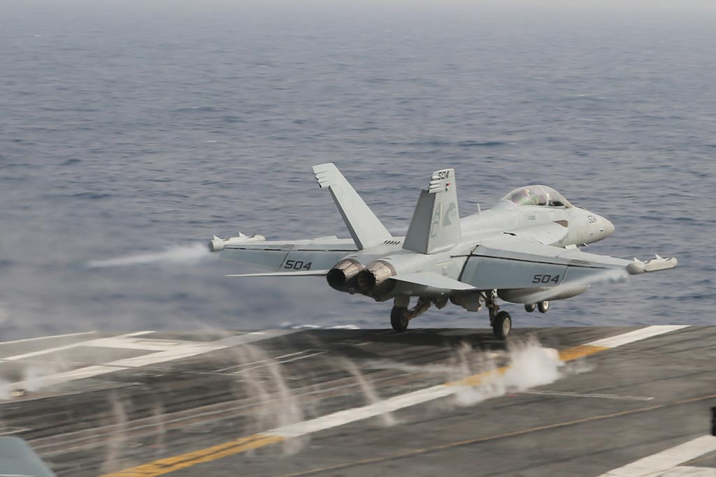 E/A-18G Growler US Navy