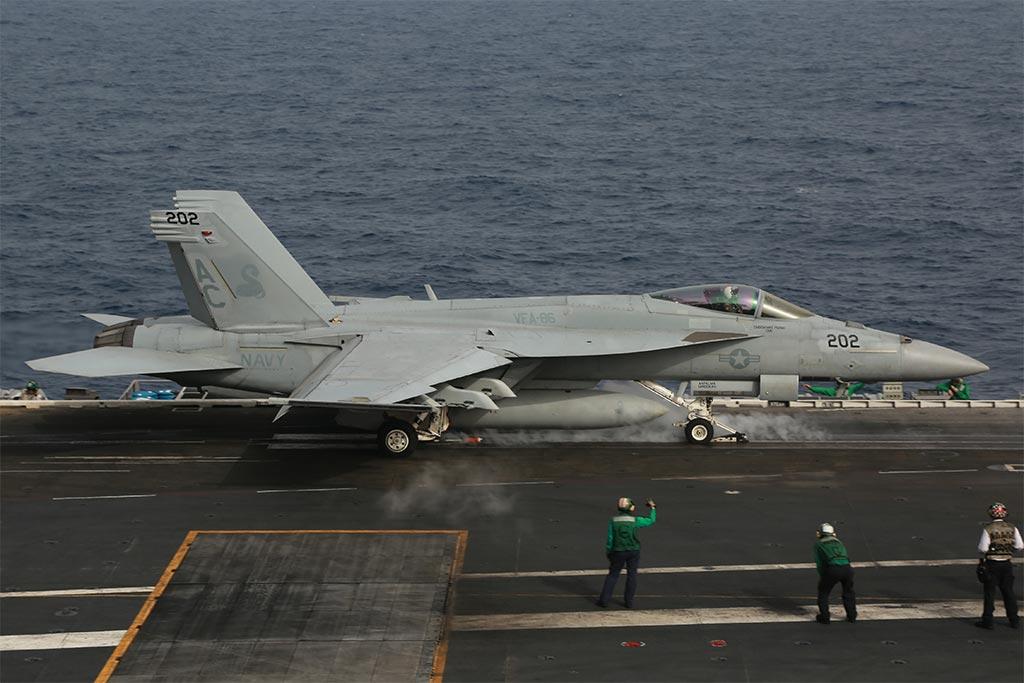 F-18 Hornet US Navy