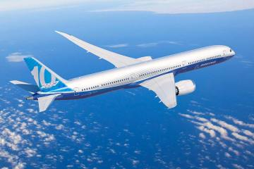 Boeing B-787 Dreamliner