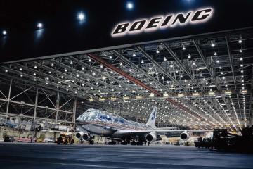 Boeing Company 100 anniversario