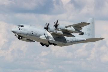 KC-130J Hercules USMC
