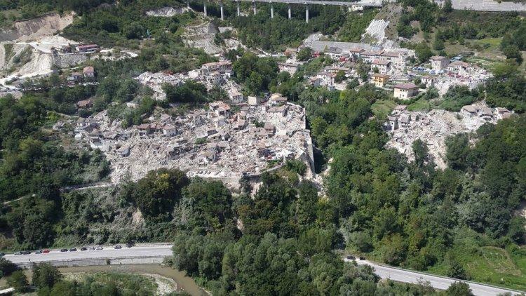 Sisma Italia Centrale
