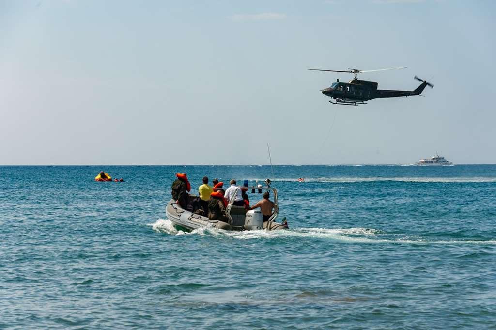 L'elicottero HH-212 del 9° Stormo