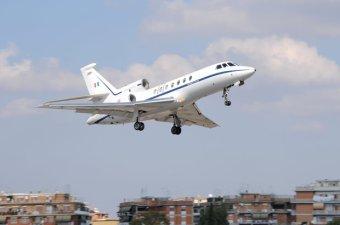 falcon 50 aeronautica militare
