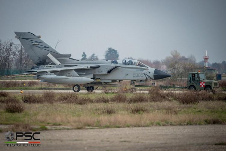 Tornado ECR Aeronautica Militare