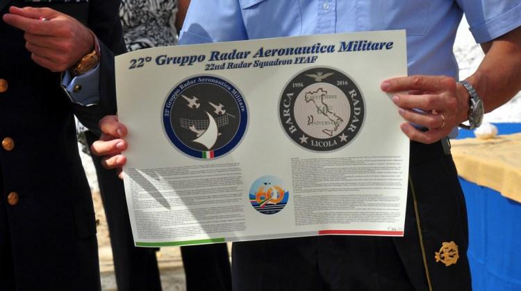 22° Gruppo Radar di Licola