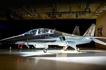Boeing T-X aereo da addestramento