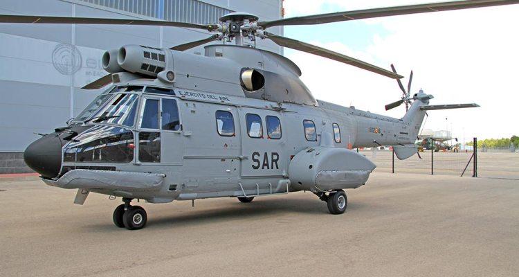 Super Puma H215 Ejército del Aire