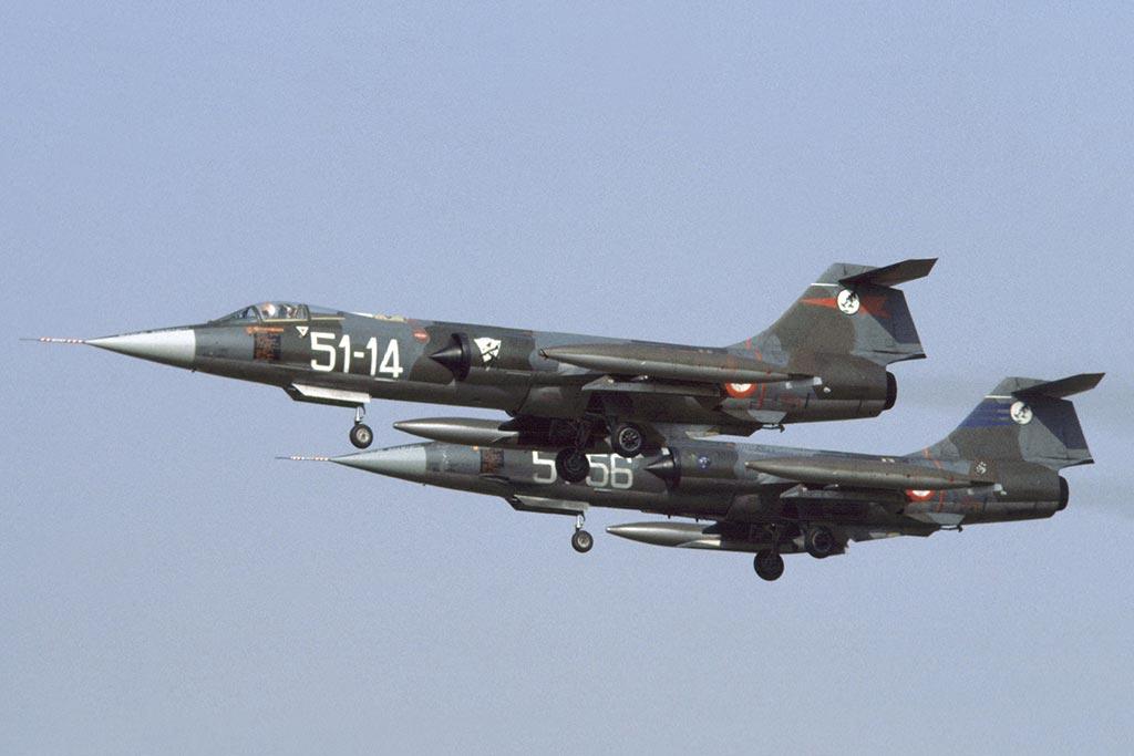 F-104 G Starfighter 51° Stormo