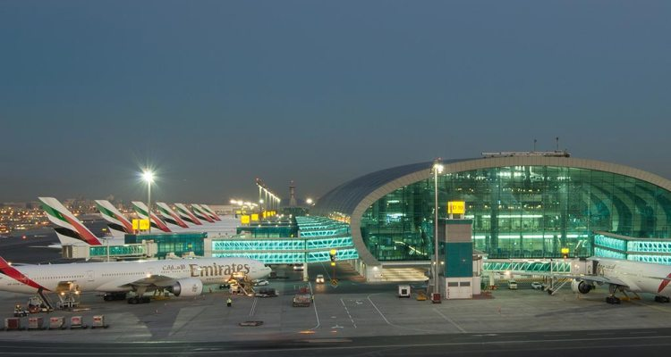 Dubai internation airport