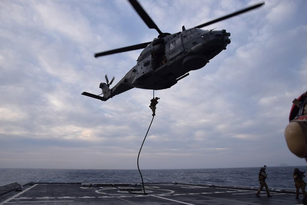 SH-90 Marina Militare 5° GrupElicot