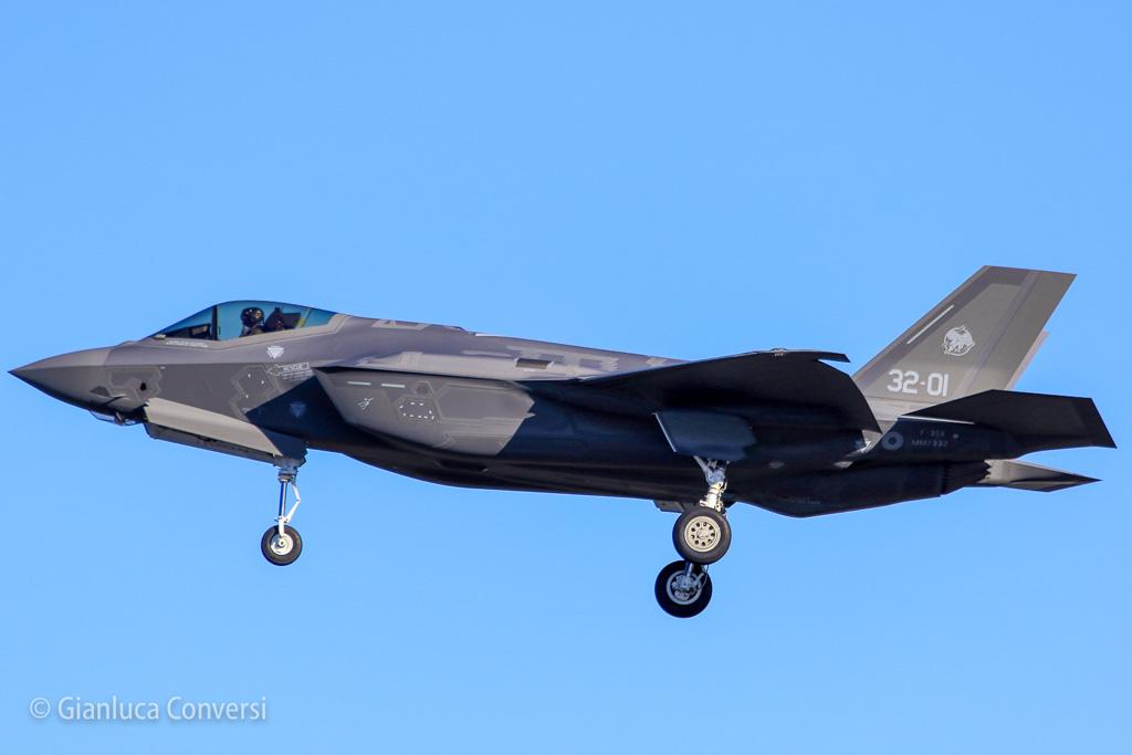 F-35 AL-1 Aeronautica Militare