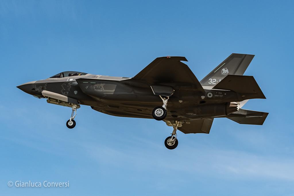 F-35 AL-6 Aeronautica Militare