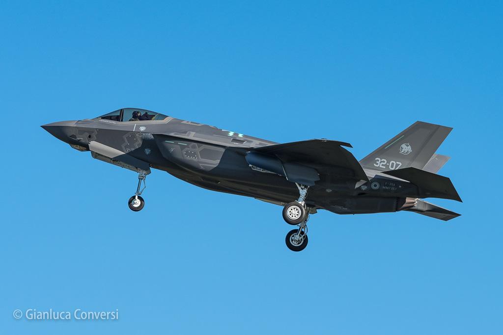 F-35 AL-7 Aeronautica Militare