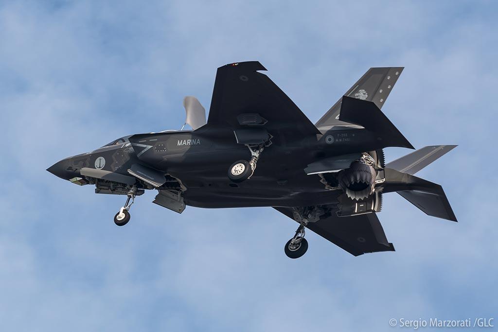F-35 BL-1 Marina Militare