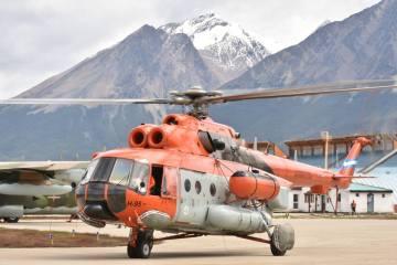 Fuerza aerea argentina Mil Mi-171E Hip-H