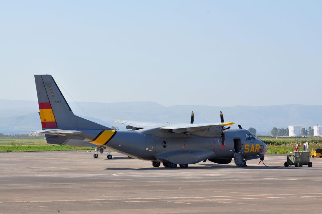 CN-235 Vigma D4 Ejercito del Aire