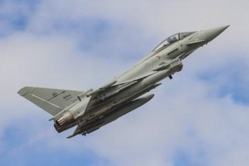 Eurofighter Typhoon 36° Stormo