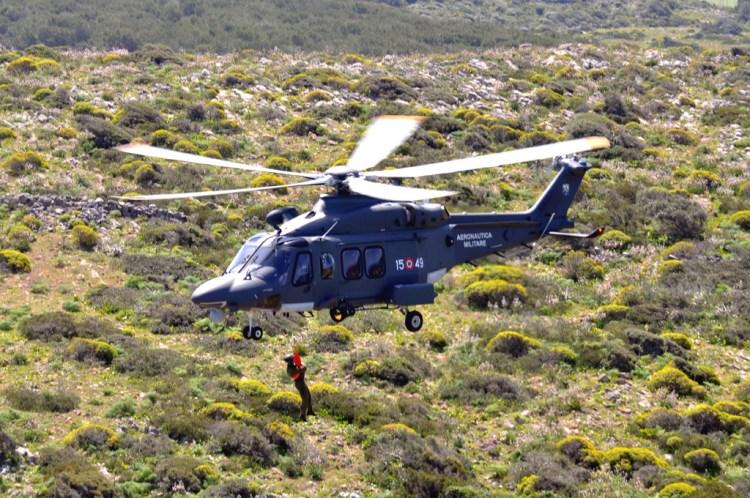 HH-139A SAR Aeronautica Militare 15° Stormo