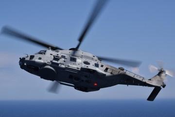 SH-90 Marina Militare 5° Gruppo Elicotteri