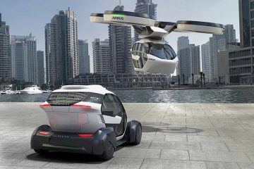 progetto Pop.Up italdesign e airbus