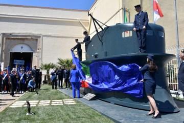 monumento al sommergibilista gaeta 2017