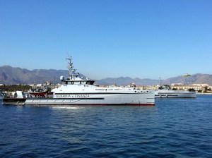 Pattugliatori multiruolo della GdF Monte Sperone e Monte Cimone