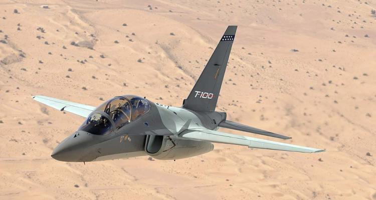 leonardo drs T-100 programma T-X usaf