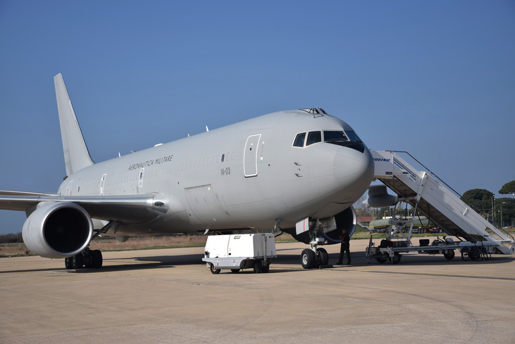 KC-767A Aeronautica Militare