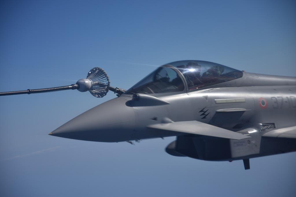 Eurofighter Typhoon F-2000A Aeronautica Militare