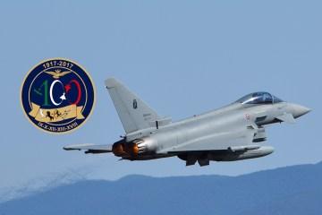 centenario gruppi caccia aeronautica militare