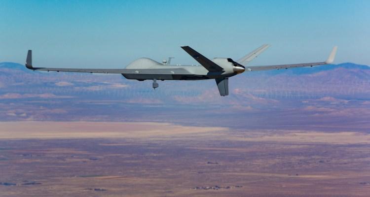 General Atomics MQ-9B Skyguardian RPA