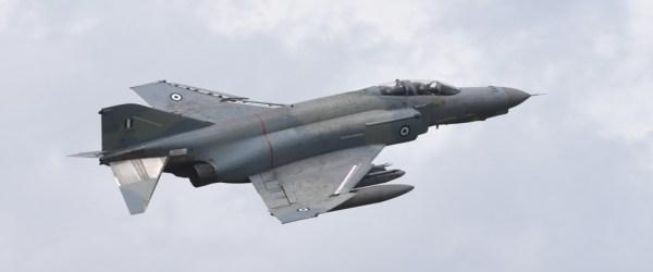 F-4E Phantom II greci