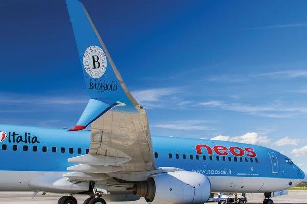 compagnia aerea neos alpitour