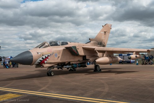 "Tornado GR Mk.4T Royal Air Force ""Pinky"""