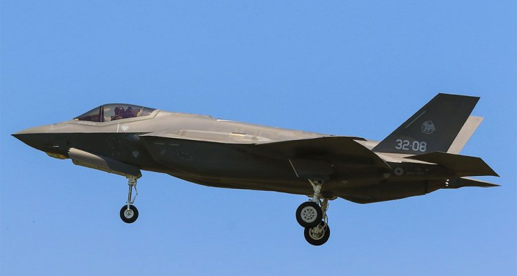 F-35A Aeronautica Militare 32° Stormo