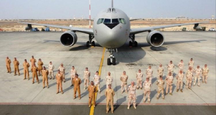 KC-767 Aeronautica Militare Task Group Breus