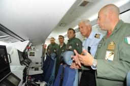 Visita al velivolo P-72A (1)