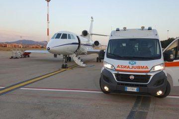 trasporti sanitari d'urgenza aeronautica militare